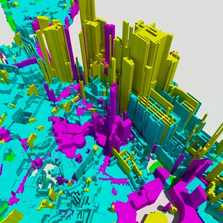 NYC Data Mapping | by proxyarch