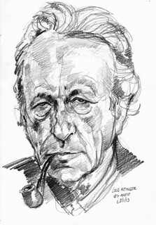 Louis Althusser for Pifal | by Arturo Espinosa
