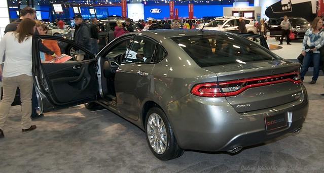 2013 Washington Auto Show - Upper Concourse - Dodge 3