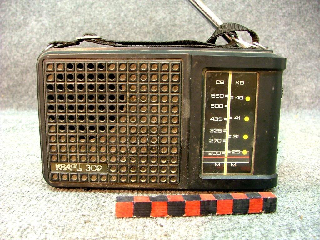 Quartz-309 Portable Transistor Radio AM (CB) & SW (KB) - R…   Flickr