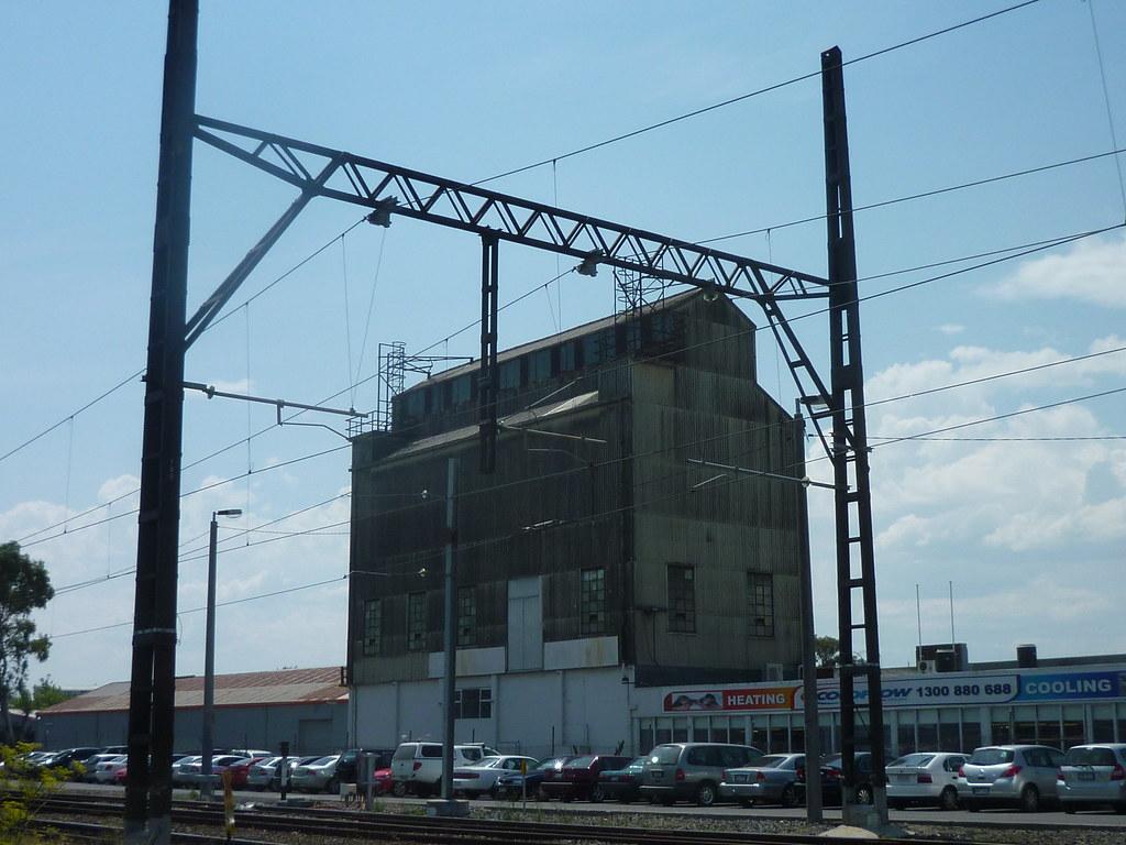 Former Emptor Distillation Plant, Springvale by AS 1979