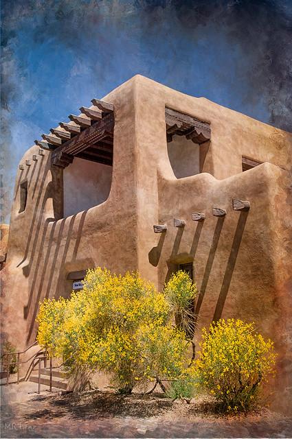 The Shadows of Santa Fe