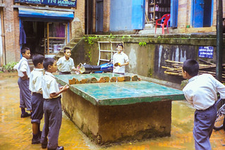 Kathmandu table tennis