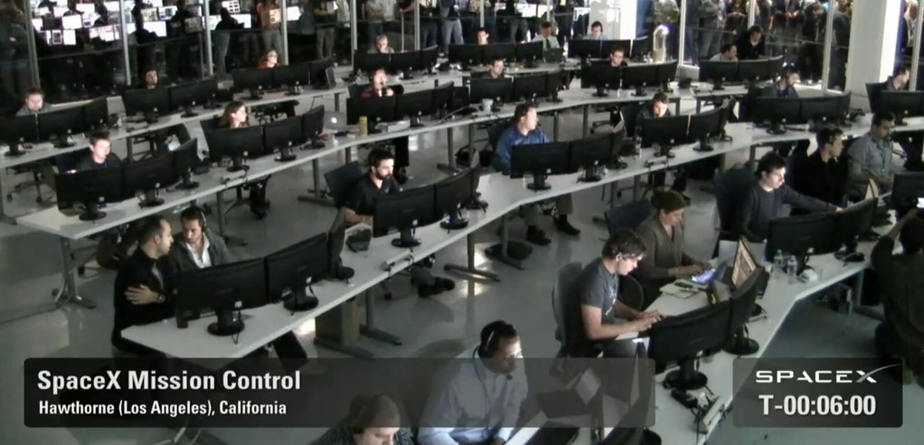 MissionControl @SpaceX