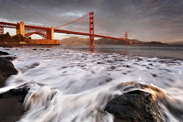 The Golden Gate Bridge  **EXPLORE**  Birthday Wishes