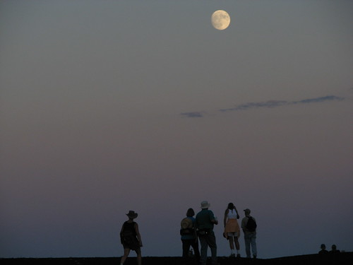 Full Moon Hike | by CratersoftheMoonNPS