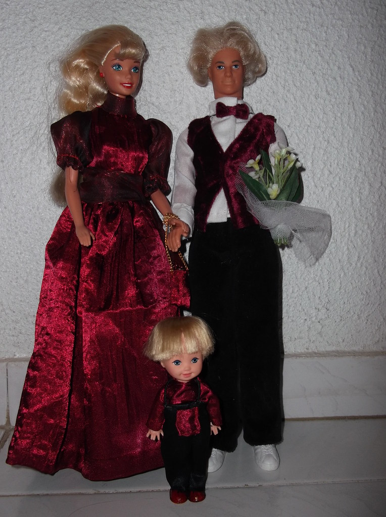 Barbie Ken Tommy Hand Made Clothes Suh Miami Flickr