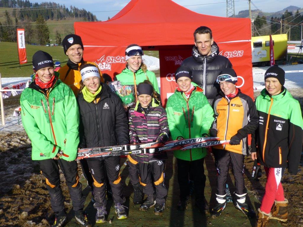 2016-01-30 Schweizermeisterschaften U14 / U16 - Wald