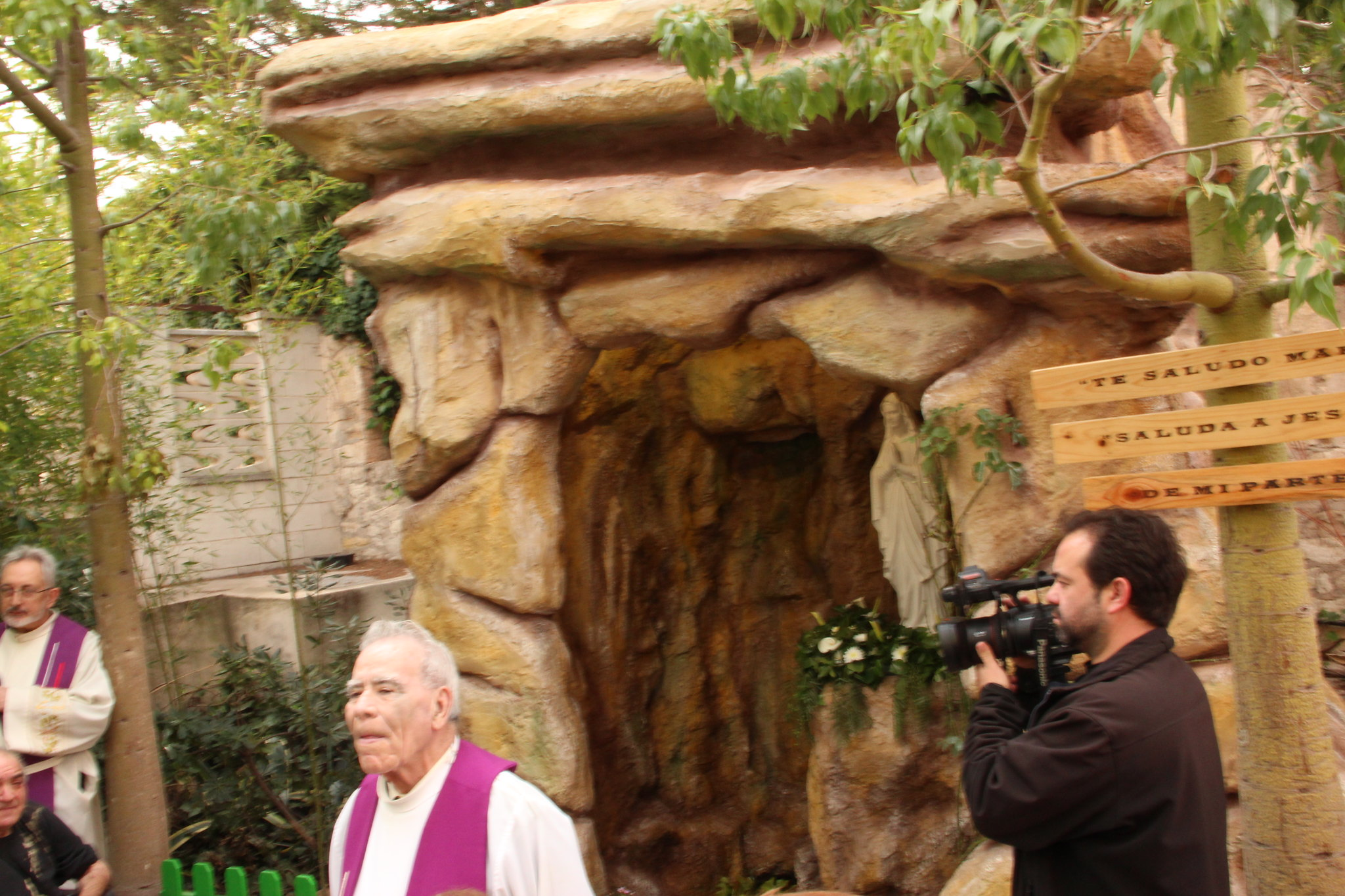 (2016-02-13) - Inauguración Virgen De Lourdes, La Molineta - Archivo La Molineta (065)