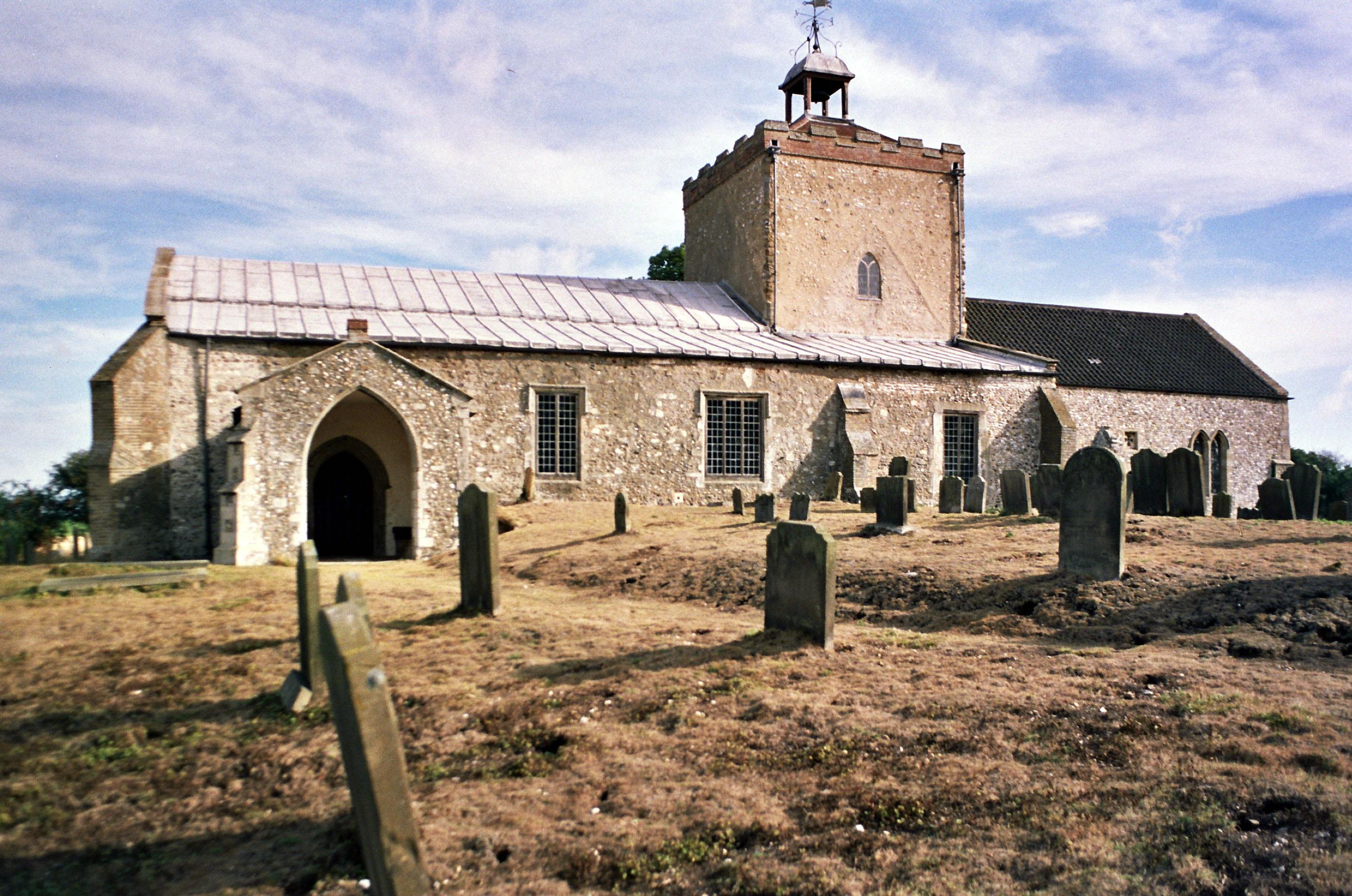 Norfolk, BURNHAM OVERY, St Clement (Gary Southwell)
