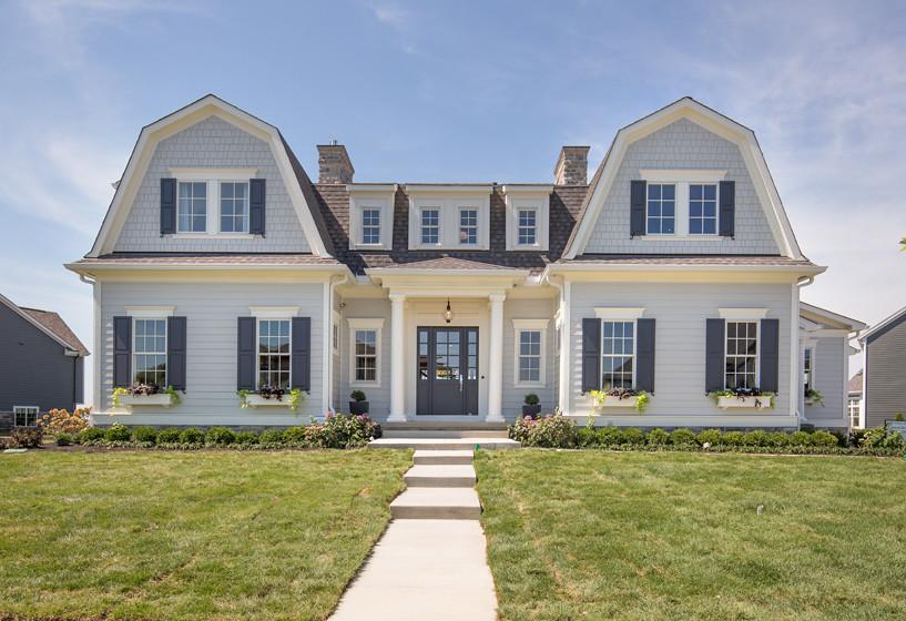 2016 New England Homes