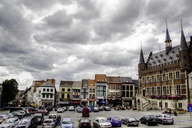 België (Belgique) - Geraardsbergen (Grammont)