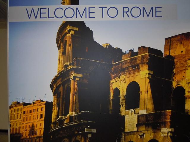 Rome, Fiumicino