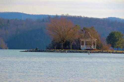 dublin mountain lake water virginia gazebo claytorlake claytorlakestatepark