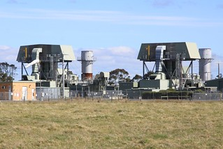 Pair of gas turbines at the Bairnsdale Power Station | by Marcus Wong from Geelong