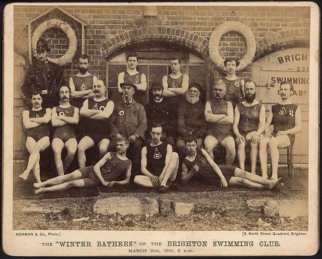 The Winter Bathers of the Brighton Swimming Club