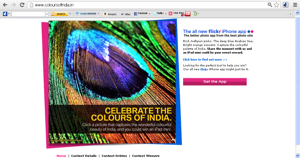 Made in India' makes it to Yahoo! India :) | One of my phot