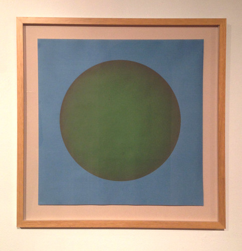 "Hillary Wiedemann ""Blue of Distance: Solstice to Equinox to Present Day"""