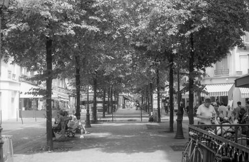 Paris - France - Rue Saint Denis