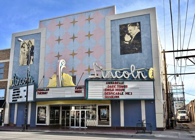 Lincoln Theater - Cheyenne,Wyoming