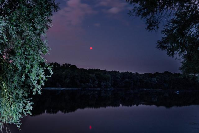 🌗 Blood Moon 🌑 Total Lunar Eclipse 18/07/27 🌓
