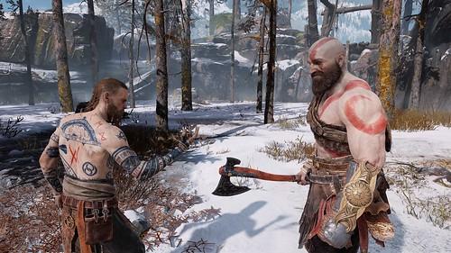 God of War: Fighting a God   by PlayStation.Blog