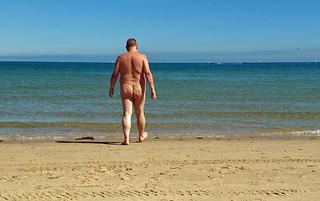 Beach walkers nude Nude Hotel