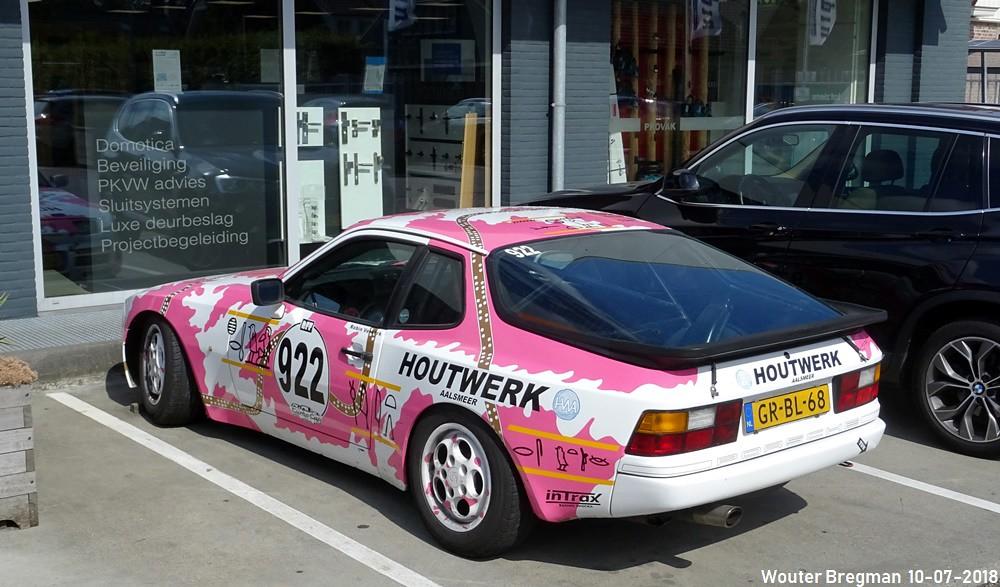 Porsche 944 Deurklinken.Porsche 944 1982 Aalsmeer Netherlands Wouter Bregman