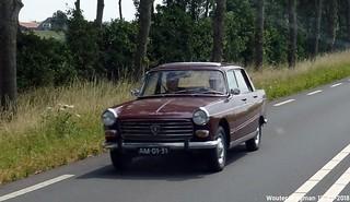 Peugeot 404 1971 | by XBXG