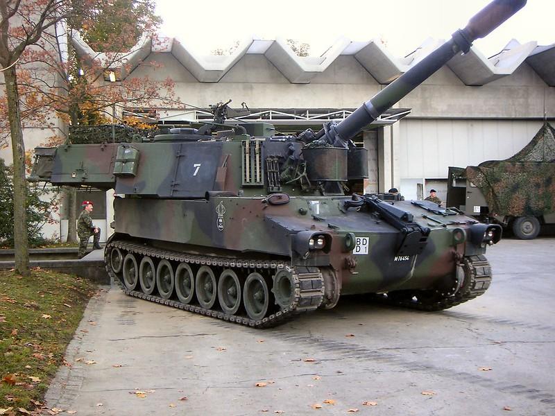 PzH M109 1