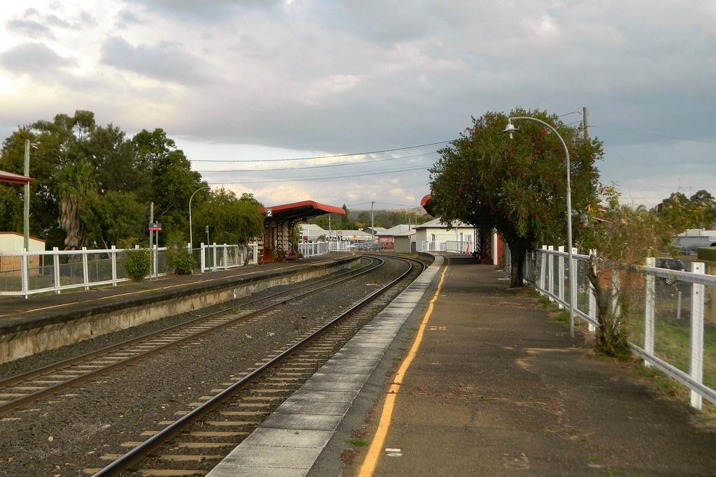 Laidley Station - Laidley, Qld by Shawn Stutsel