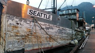 Seattle in Pelican | by Sailing P & G