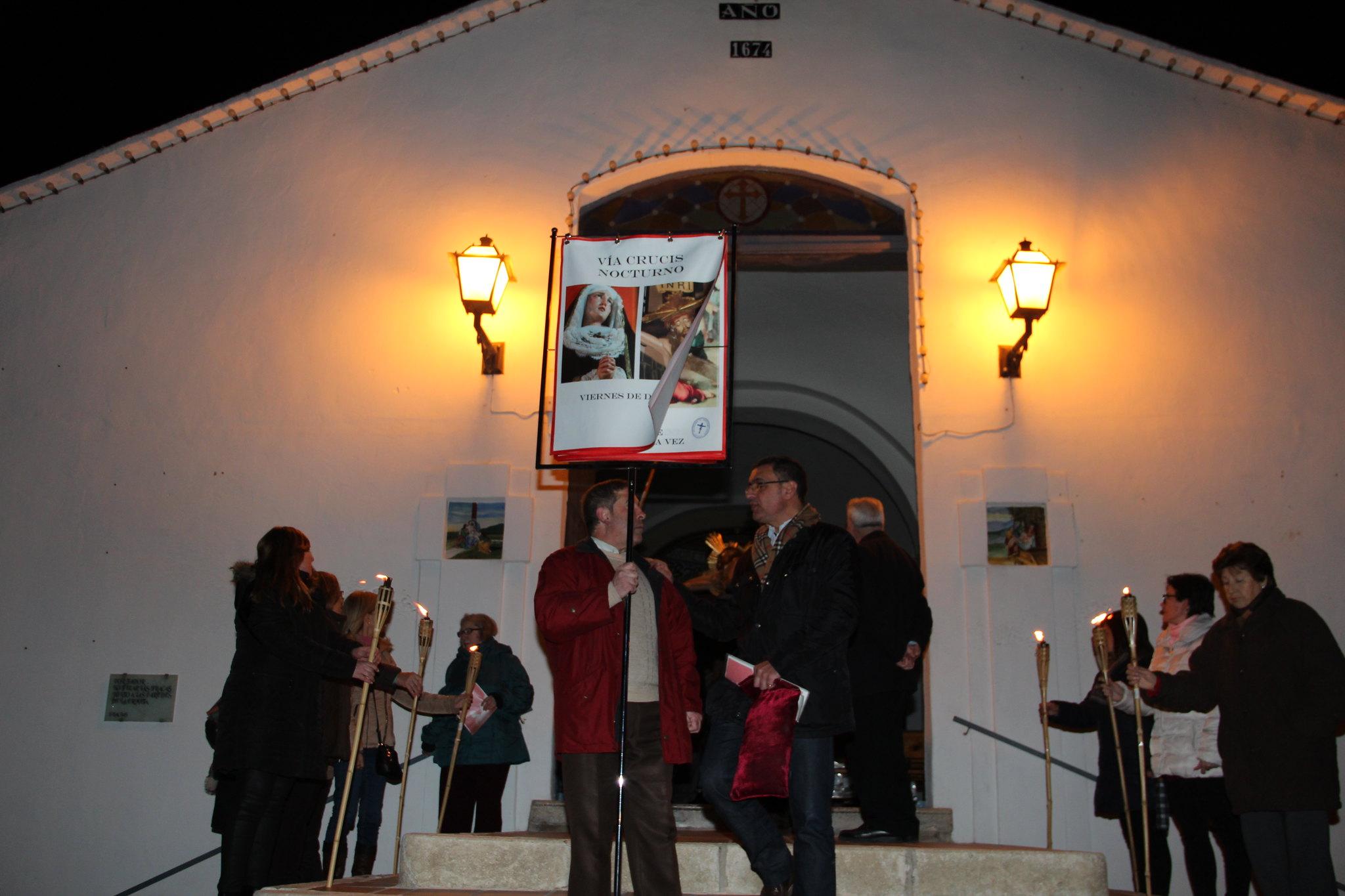 (2016-03-18) - VII Vía Crucis nocturno - Antonio José Verdú Navarro (001)