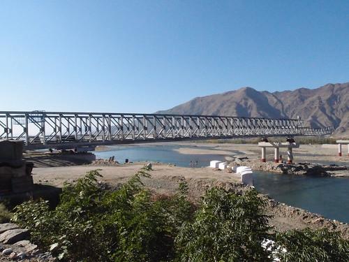 bridge pakistan panel steel group bridges valley bridging skat steelwork mabey