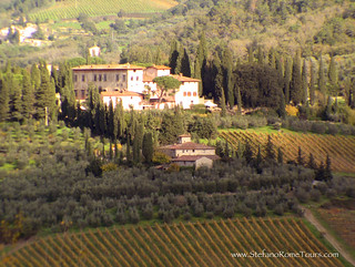 Vignamaggio Villa and Winery (Chianti) | by StefanoRomeTours