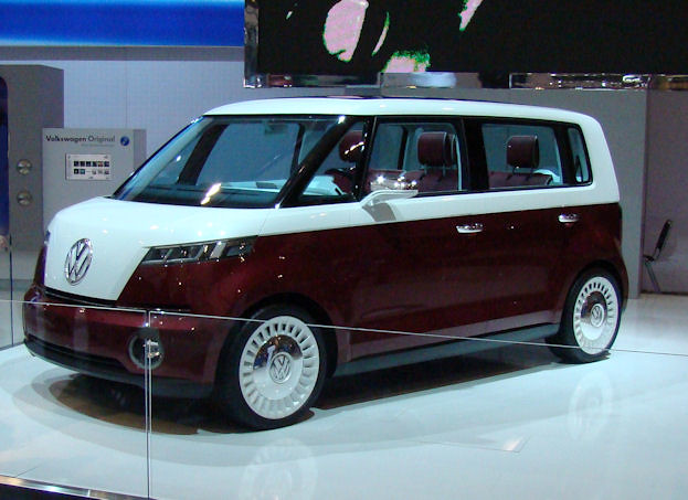 2012 Canadian International Auto Show volkswagen bulli concept small