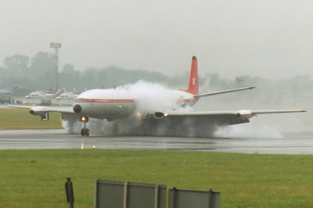 de Havilland DH106 Comet 4C