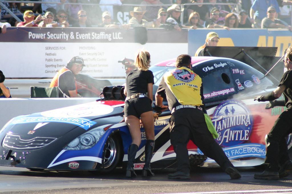Racing In Car >> Leeza Diehl, Safety Safari attempt to get Jeff Diehl into ...