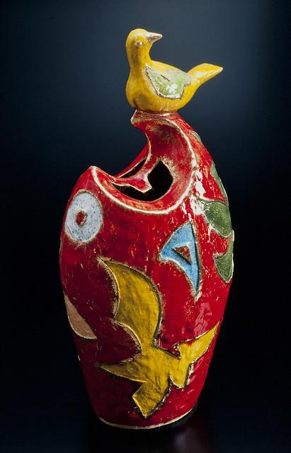2005 Ceramic Object 06