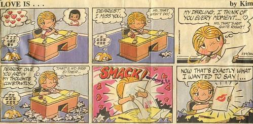 1980's - Love is... Smackerooni!