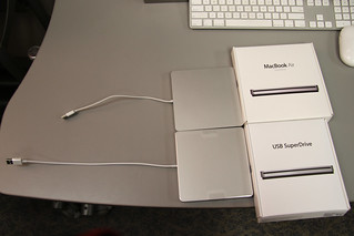 Apple USB SuperDrive comparison | by mdshivers