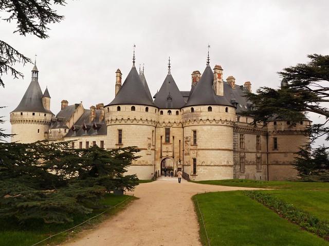 Castillo de Chaumont (Valle del Loira, Francia)