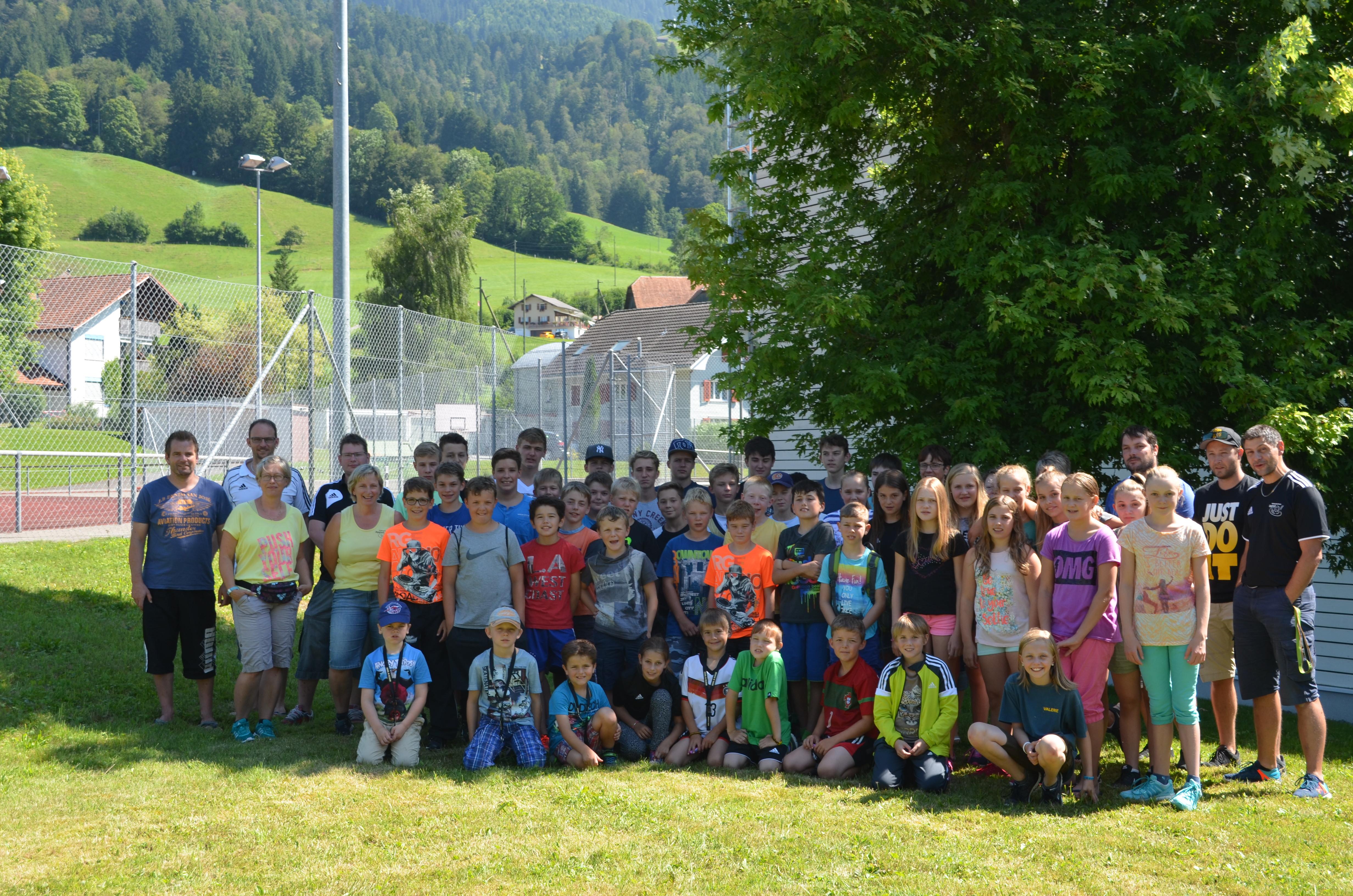 Junioren - Trainingslager Saison 2016/17