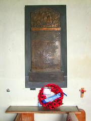 war memorial by Ellen Rope