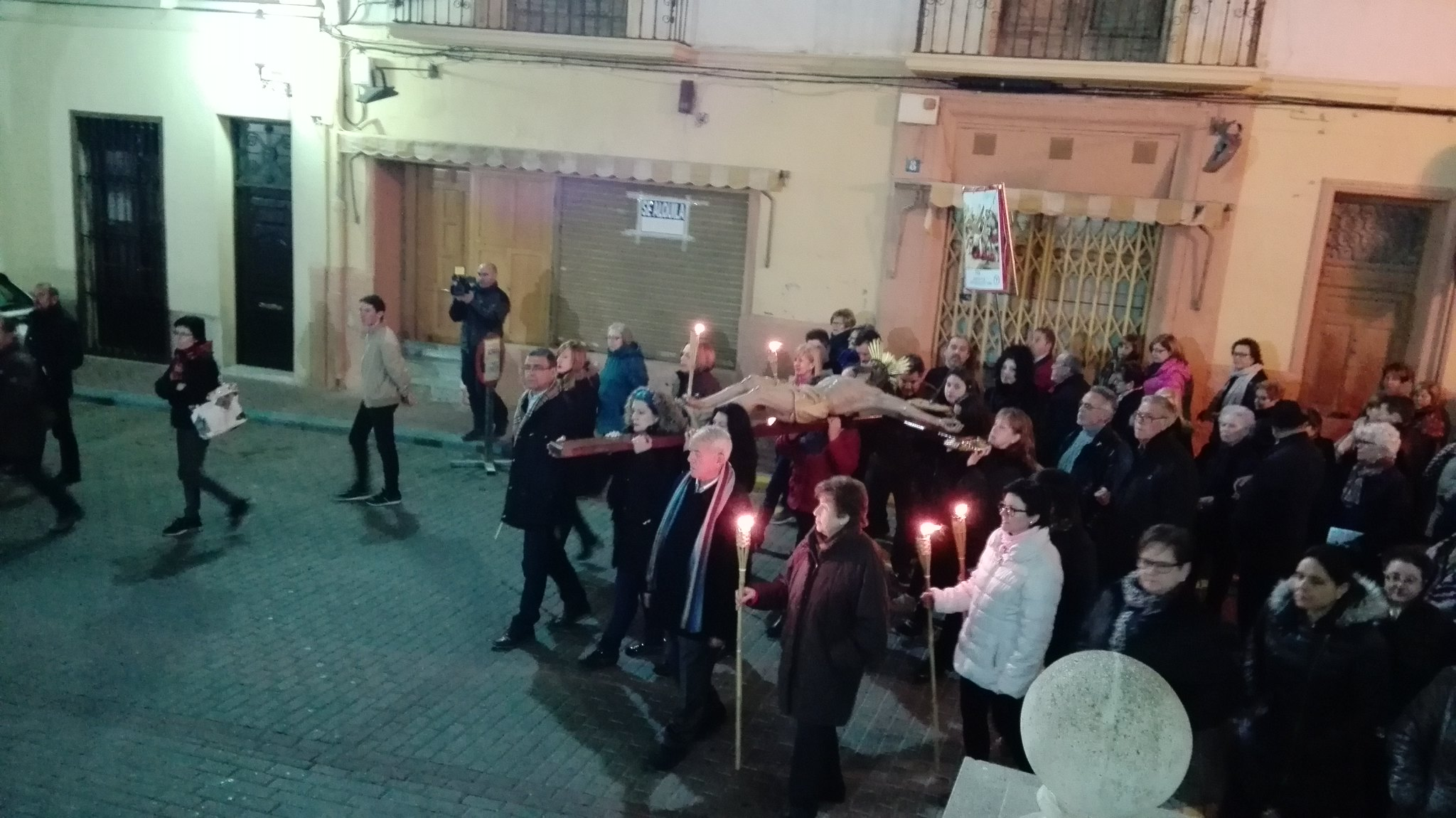 (2016-03-18) - VII Vía Crucis nocturno - Javier Romero Ripoll (035)