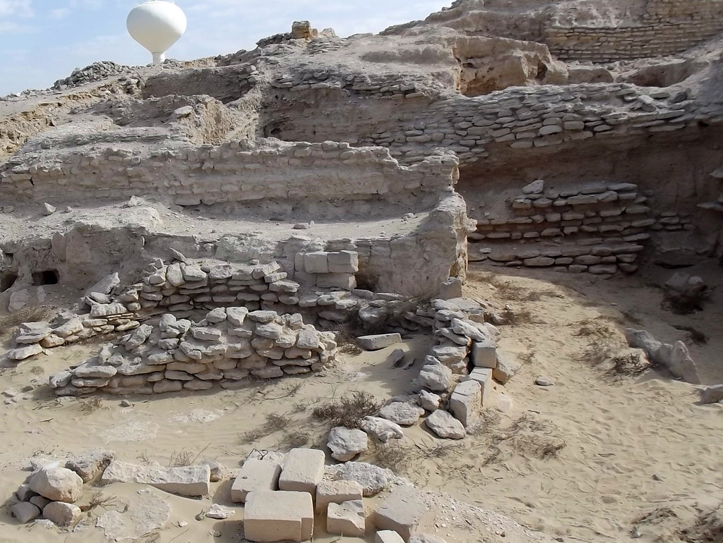 Tell Abraq | A major archaeological site in the United