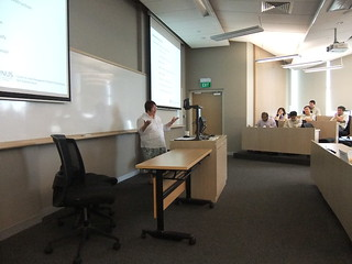 BMA5313D Special Topics in Private Equity, 16 - 26 January 2013