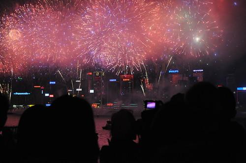 Firework of CNY 2013 | by sammyfung