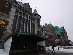 水, 2013-01-30 14:21 - ケベック駅