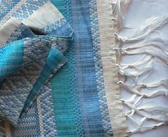 Caribbean Coast Silk Scarf--$65